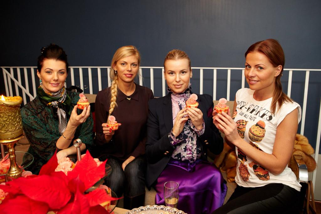 Jaanuarikuu gurmeepärastlõuna moeparadiisis koos Eesti tunnustatud moedisaineritega