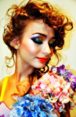 Make Up Store esitles julgeid meigilookide tõlgendusi