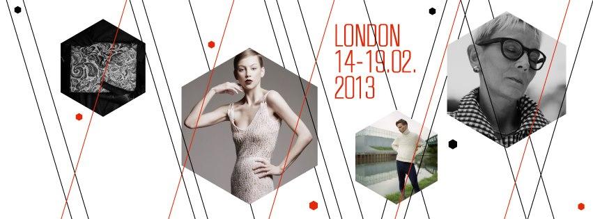 London Fashion Week'i raames avati Eesti moekunstnike väljapanek