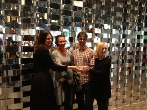 Eesti väljapanek võitis Londoni moenädala IFS-l peaauhinna