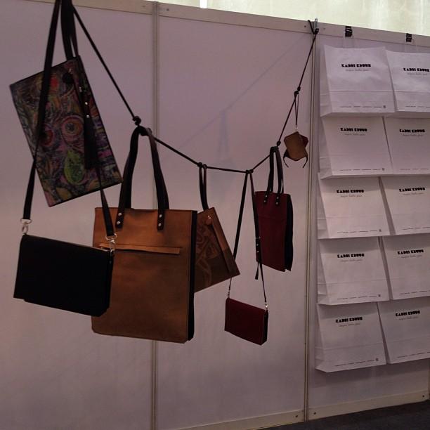 Eesti disaineri tooted on jõudnud Inglismaa high-end butiikidesse