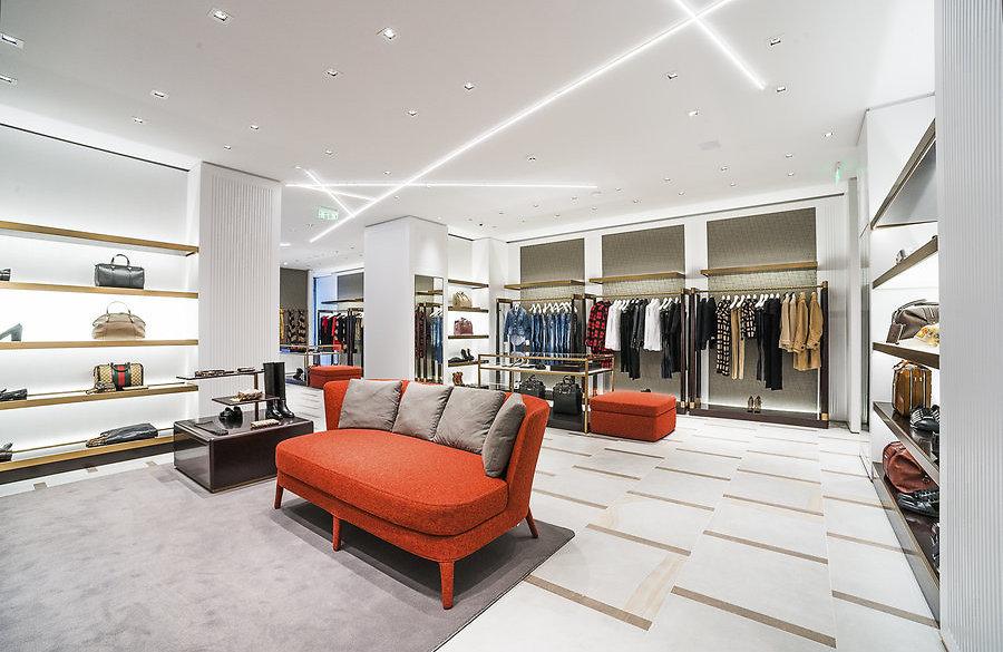 Apranga Grupp avas Tallinnas luksuslike brändide poe