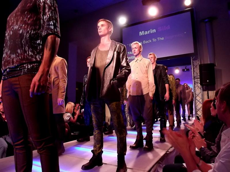GALERII! Tallinn Fashion Weeki avas Marin Sild meestekollektsiooniga!
