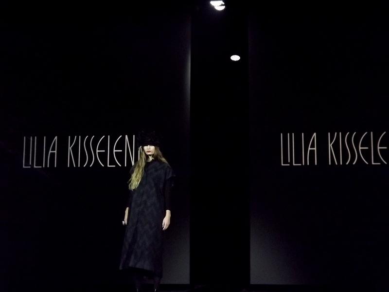 Tallinn Fashion Weeki avapäeval sai näha Peterburi tuntumaid disainereid Lilia Kisselenkot ja Leonid Alexeev!
