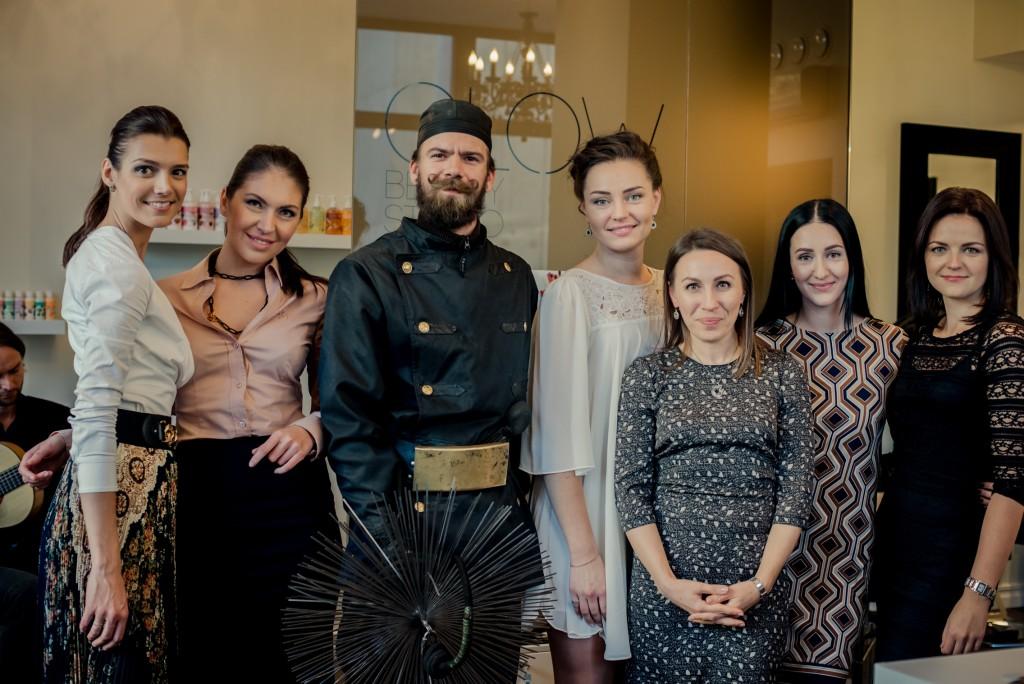 Meigikunstnik Lana Vallo avas uue ilustuudio
