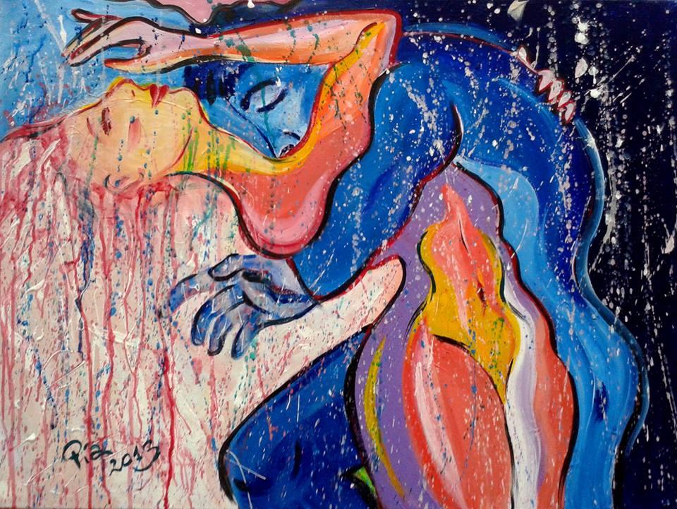 Kunstnik Pia: Kunstiga voolin oma tundemaailma ning postitantsuga voolin oma keha!