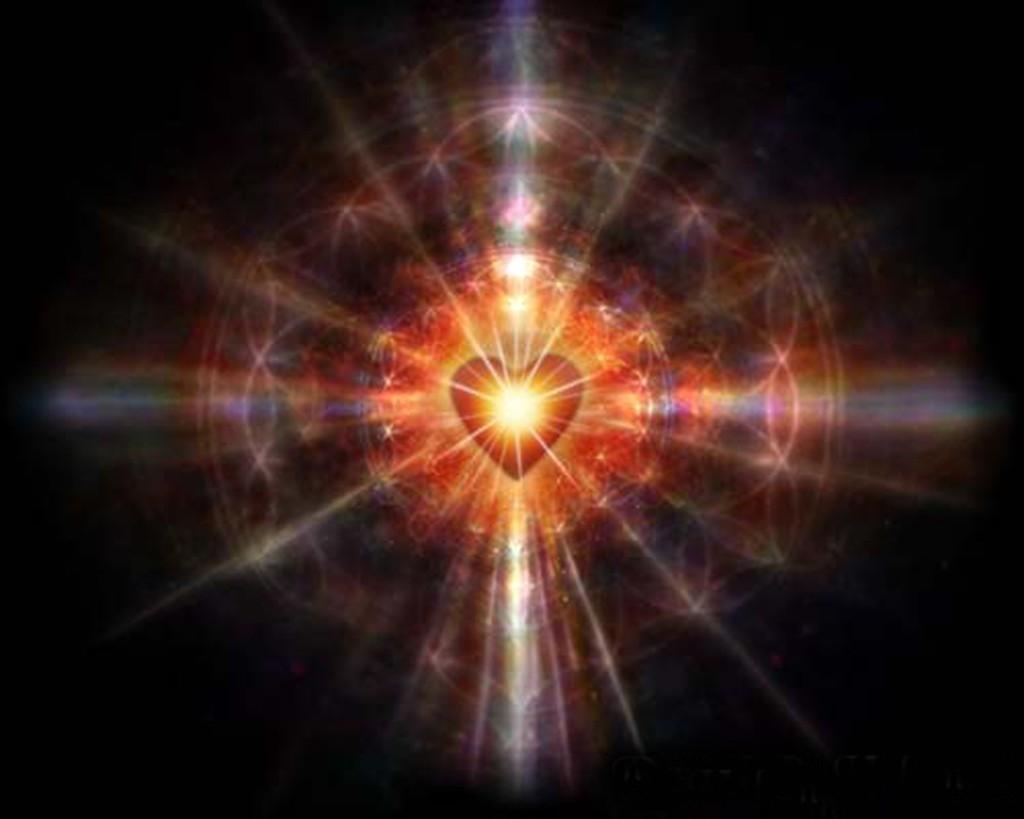 Luminous-heart