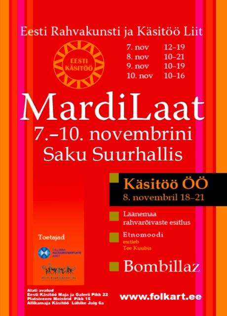 Mardilaat 2013