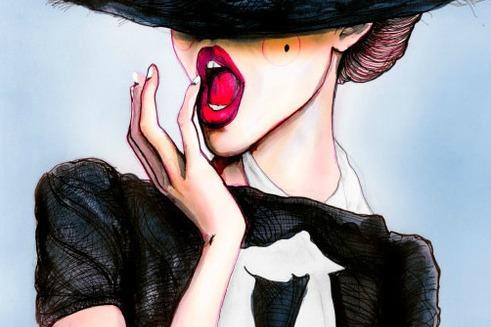 KUUM! Punane huulepulk