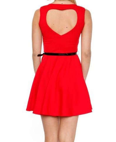 GALERII! Armastusega valitud punane kleit!