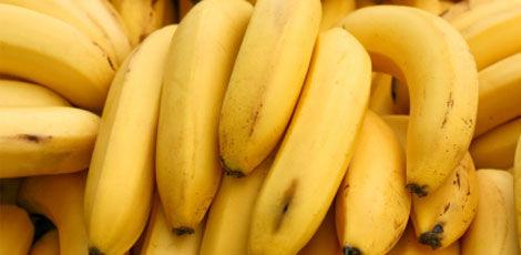 banaan on jõudnud ilumaailma