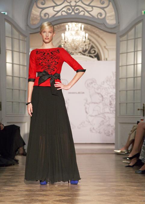 Eesti rõivadisain on jõudnud Itaaliasse!