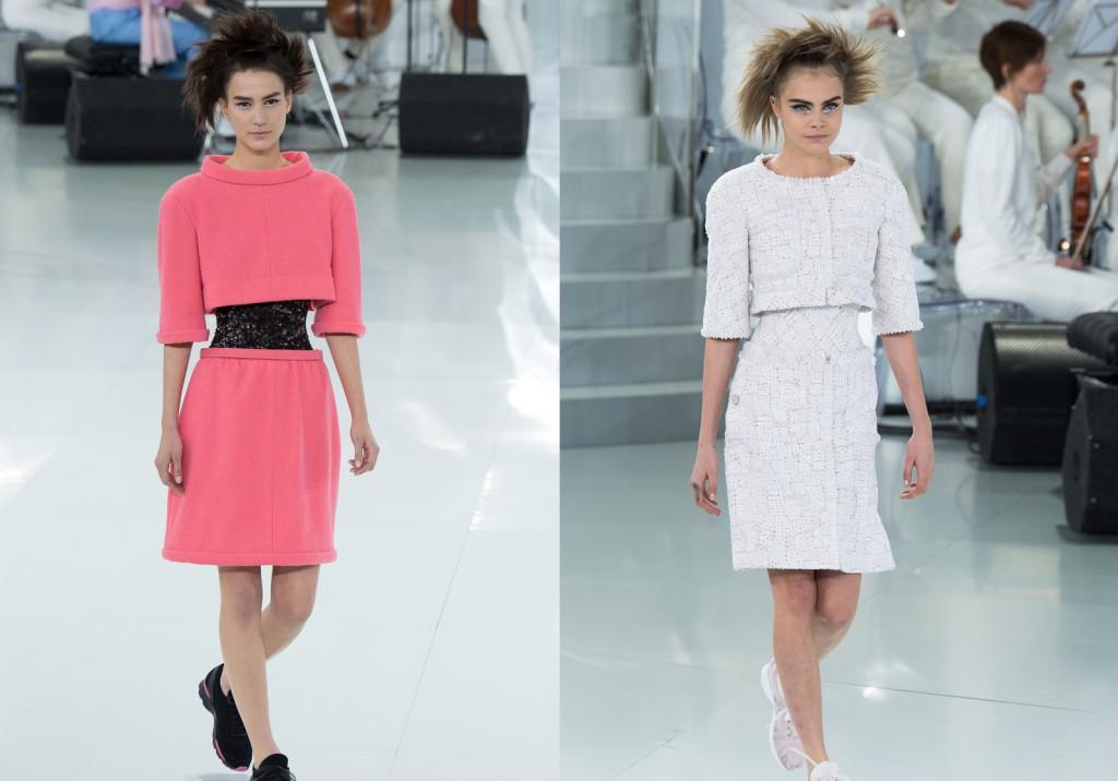 Chaneli kevadkollektsioon õhkab lihtsast ilust!
