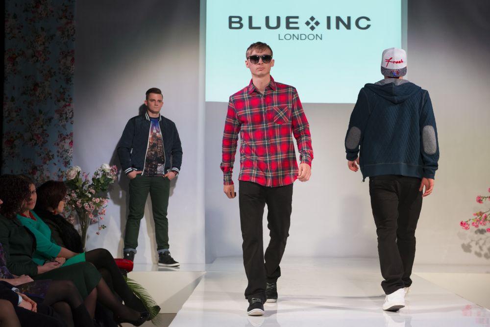 Blue Inc London pakub meestele mugavust oma garderoobi