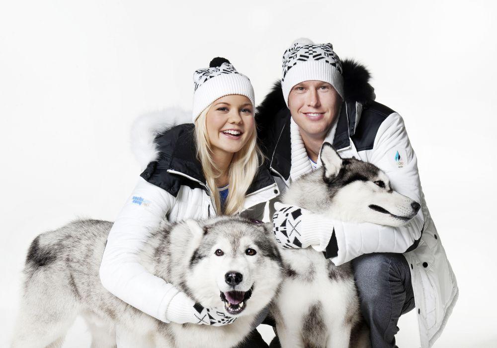 GALERII! Fox telekanal tõstab esile Eesti delegatsiooni olümpiavormi