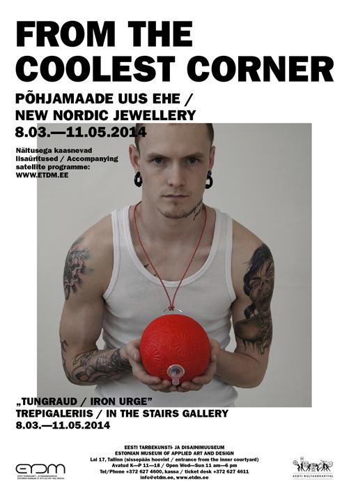 """Näitusel """"From the Coolest Corner – Põhjamaade uus ehe"""" osaleb kuus eesti kunstnikku"""
