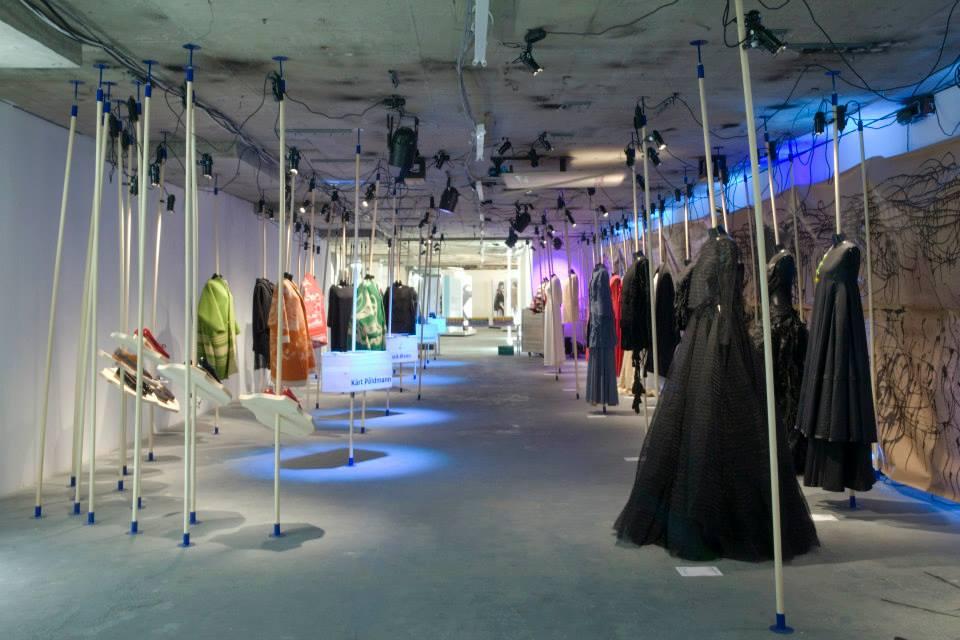 Eesti moedisaini väljapanek pälvis Londoni moenädalal kõrge tunnustuse