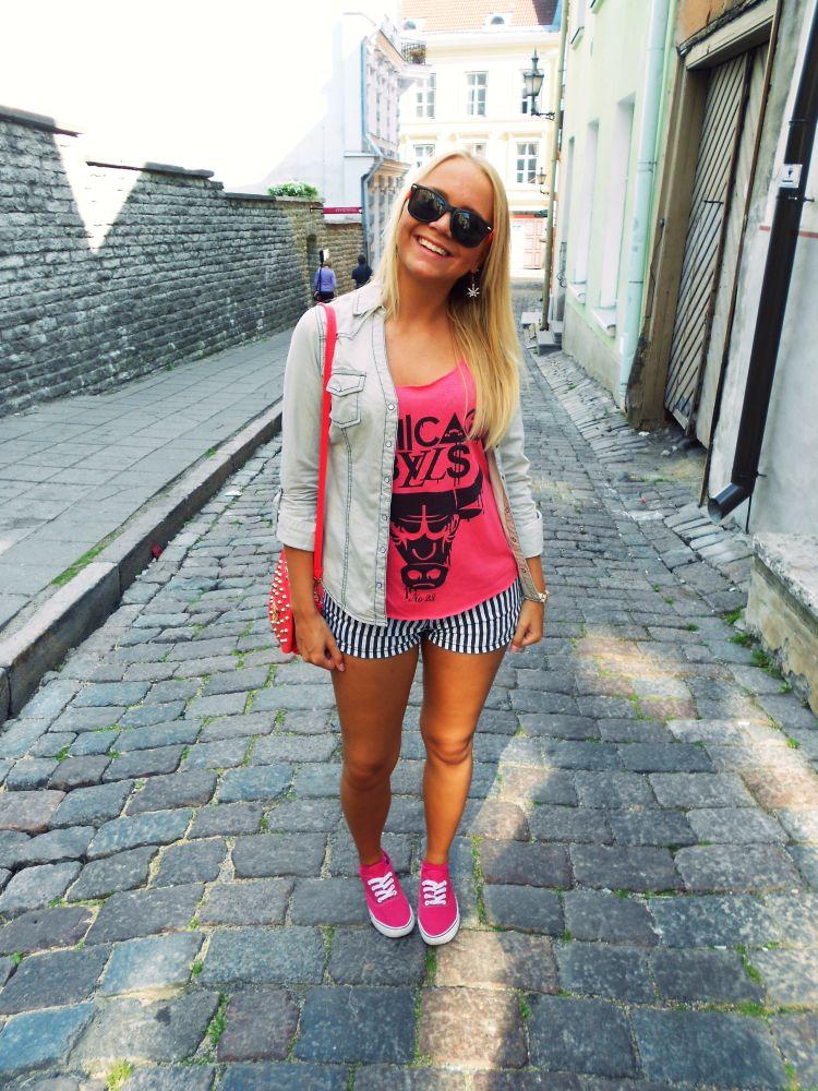 Kärt Harolski on tüdruk, kelle kireks on tantsimine ja hip-hop stiil!
