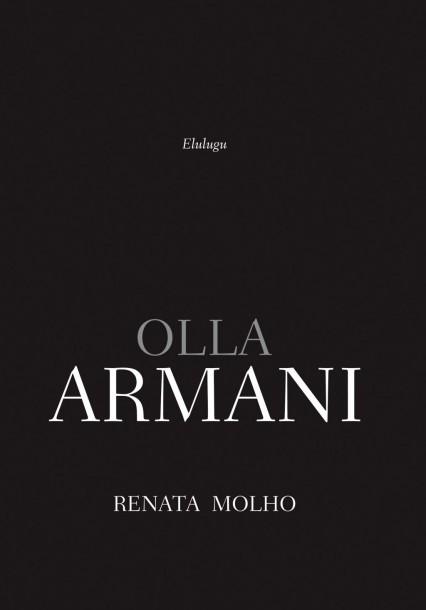 Loe raamatut legendist Giorgio Armanist