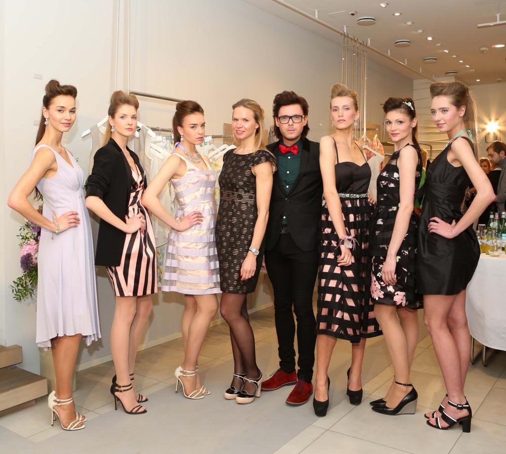 MAX&Co. esitles Tallinnas koolilõpukleitide erikollektsiooni