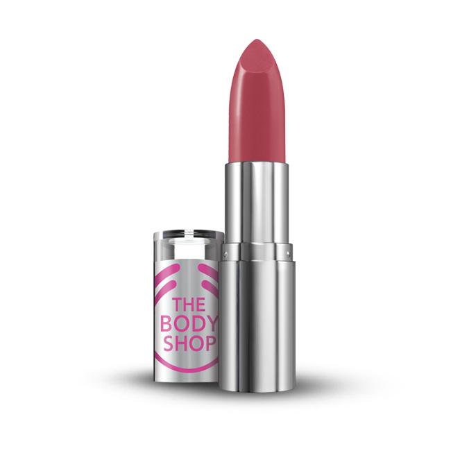 The Body Shop huulepulkade kollektsioon Colour Crush™ Shine täienes