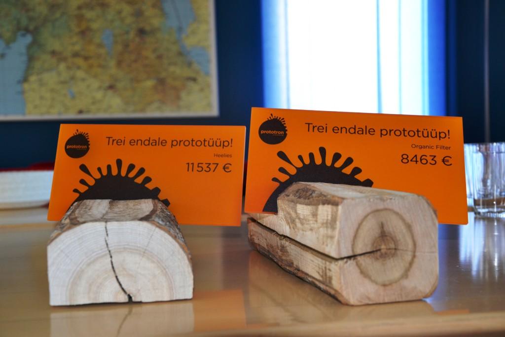 Prototroni auhinnad Foto: Gaili Eding