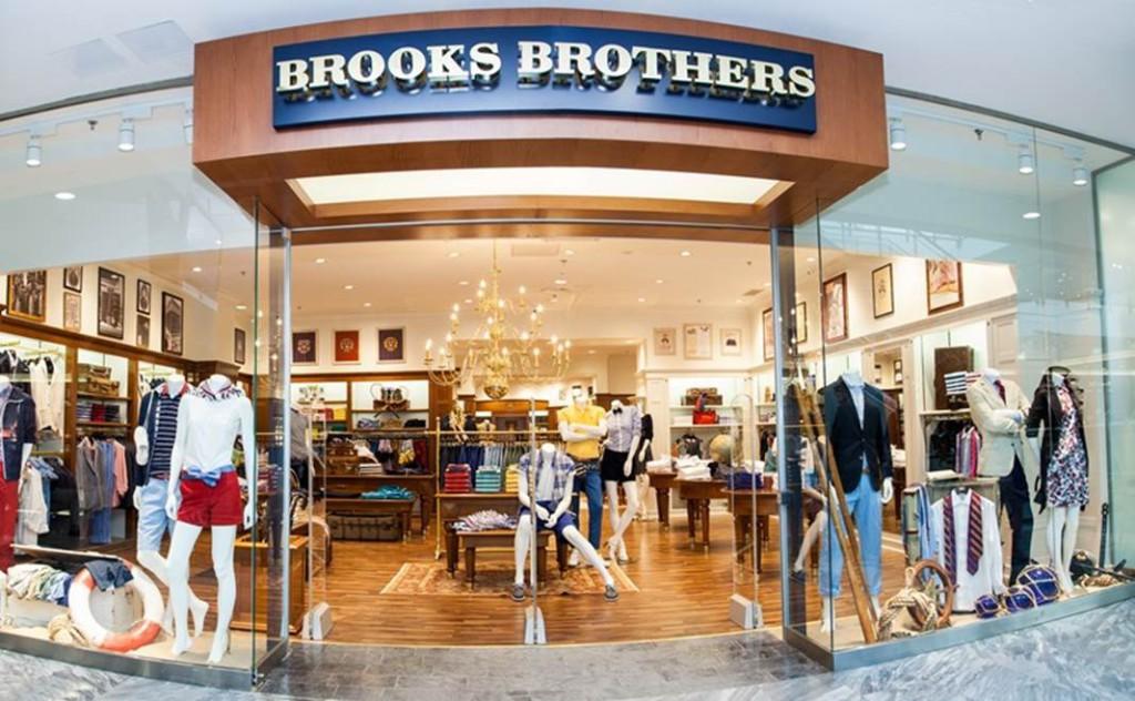 Ameerika vanim rõivabränd Brooks Brothers avas Viru Keskuses oma kõige uuema esinduspoe