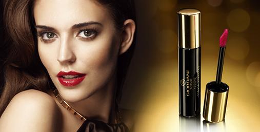 Oriflame luksuslik Giordani Gold Iconic vedelhuulepulk on saadaval 5 toonis