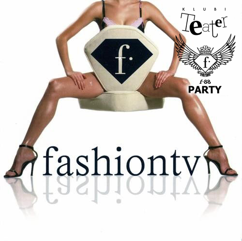 F PARTY @ Klubi Teater