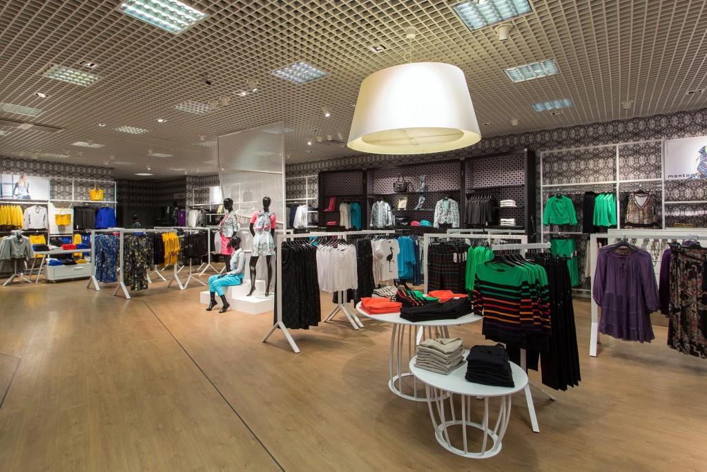 Monton avas shop-in-shop poelahenduse Tallinna Kaubamajas