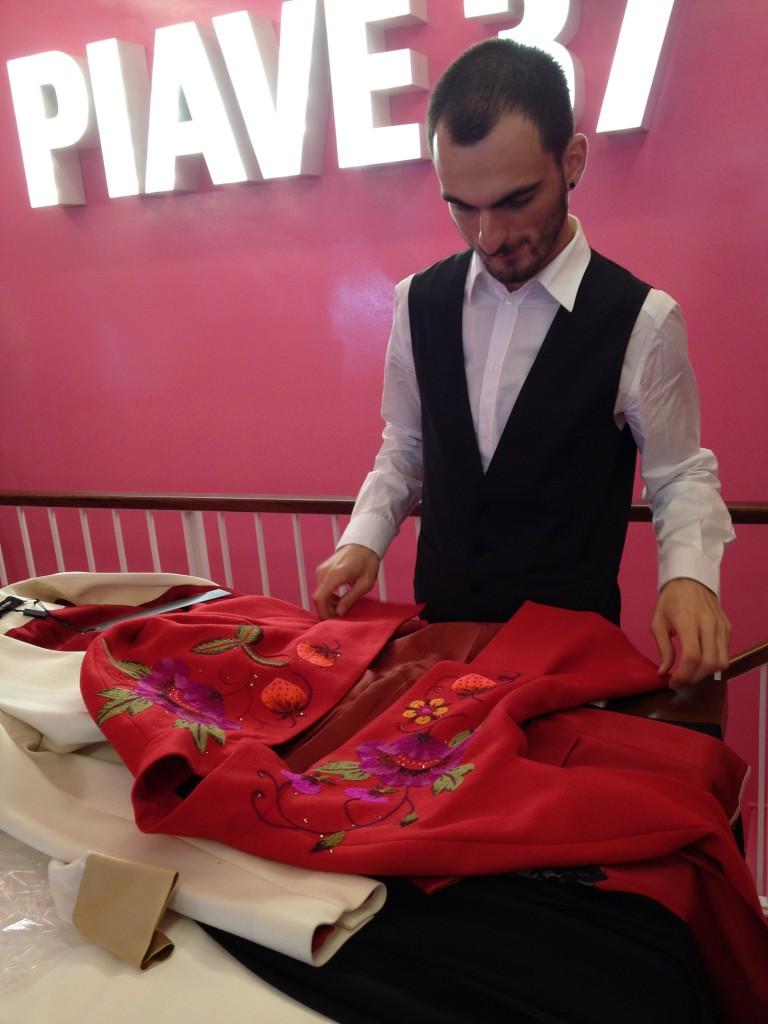 Katrin Kuldma rõivad on nüüd müügil Dolce&Gabbana kureeritavas poes