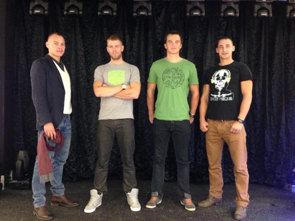 Eesti neljapaadi liikmed uudses rollis
