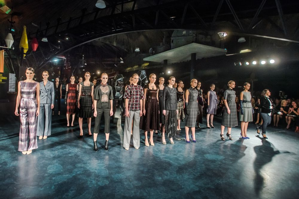 """GALERII! Tallinn Fashion Week'i neljanda päeva lõpetas """"After Dark Couture"""""""