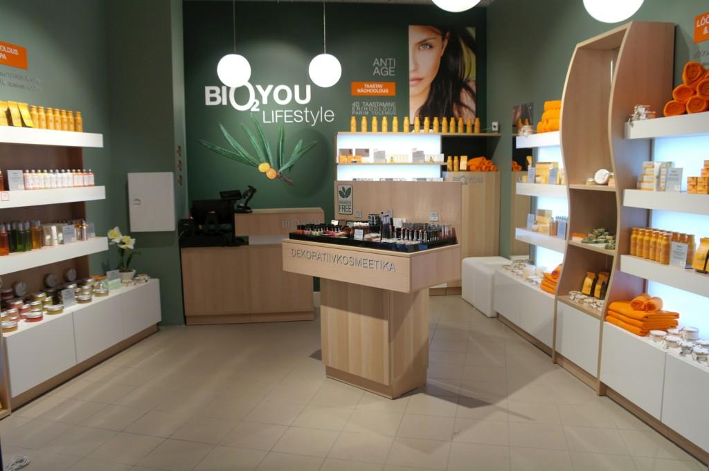 Uus Bio2You naturaalse astelpajukosmeetika kauplus Tallinnas on avatud