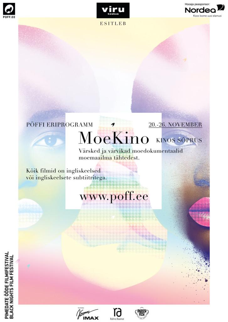 PÖFFi Moekino tutvustab moemaailma suurkujusid