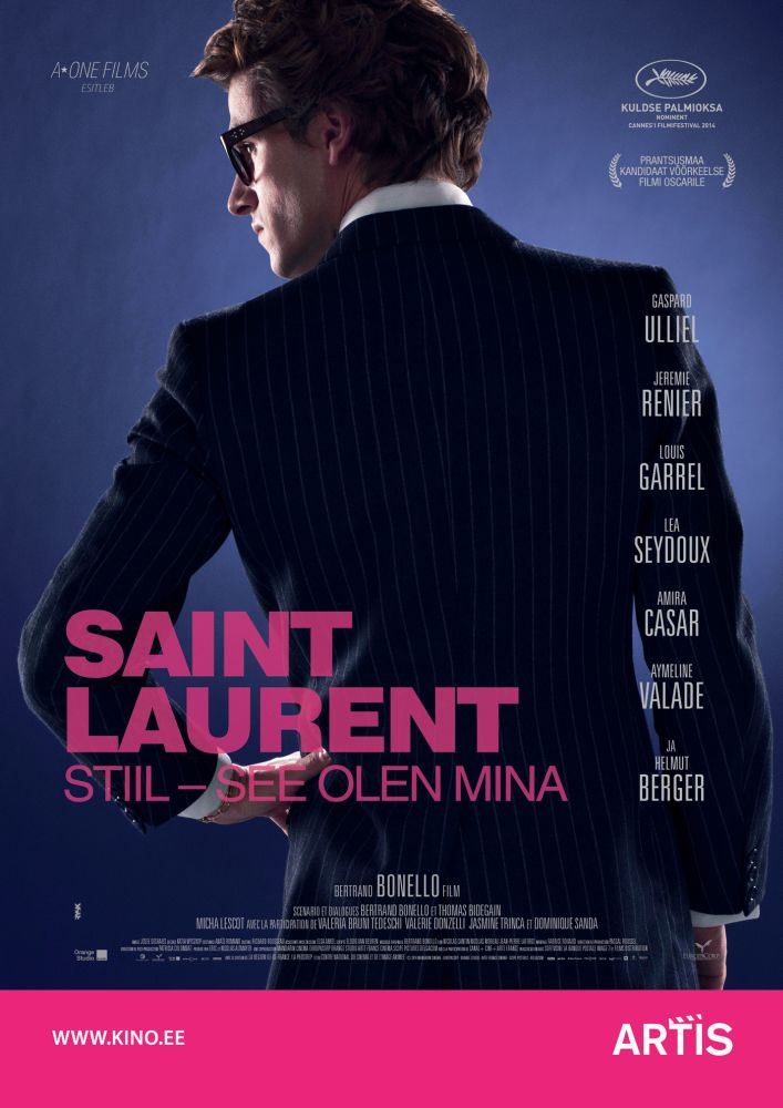 ARTIS_Saint_Laurent_poster