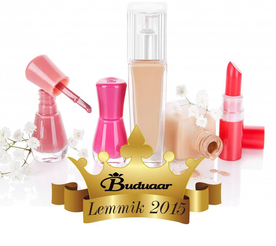 Algas Eesti kõige suurem ilulemmikute hääletus Buduaari Lemmik 2015