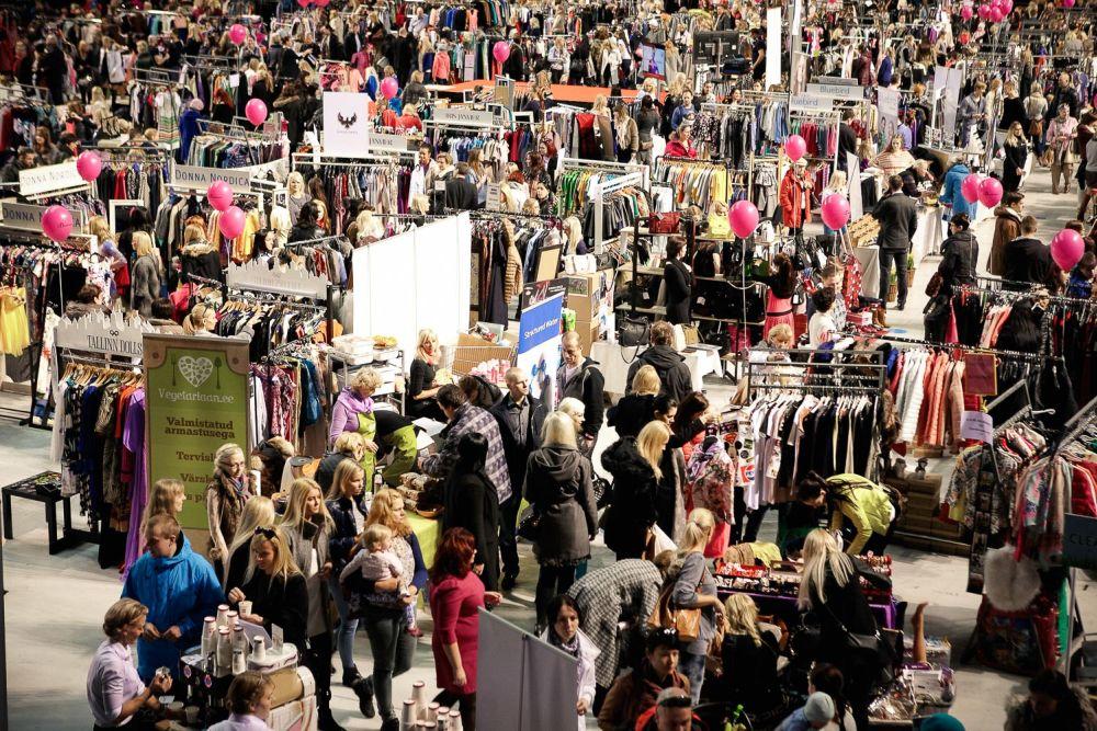 Buduaari turg LIVE Tallinnas tõi kokku rekordarvu ostjaid ja müüjaid!