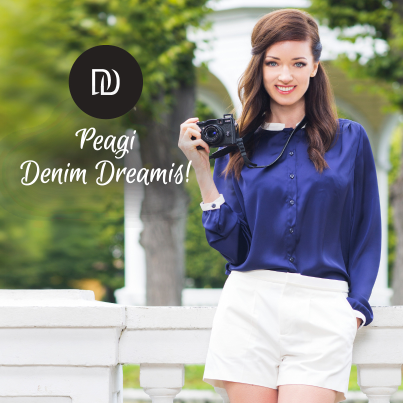 Ines Denim Dreamis