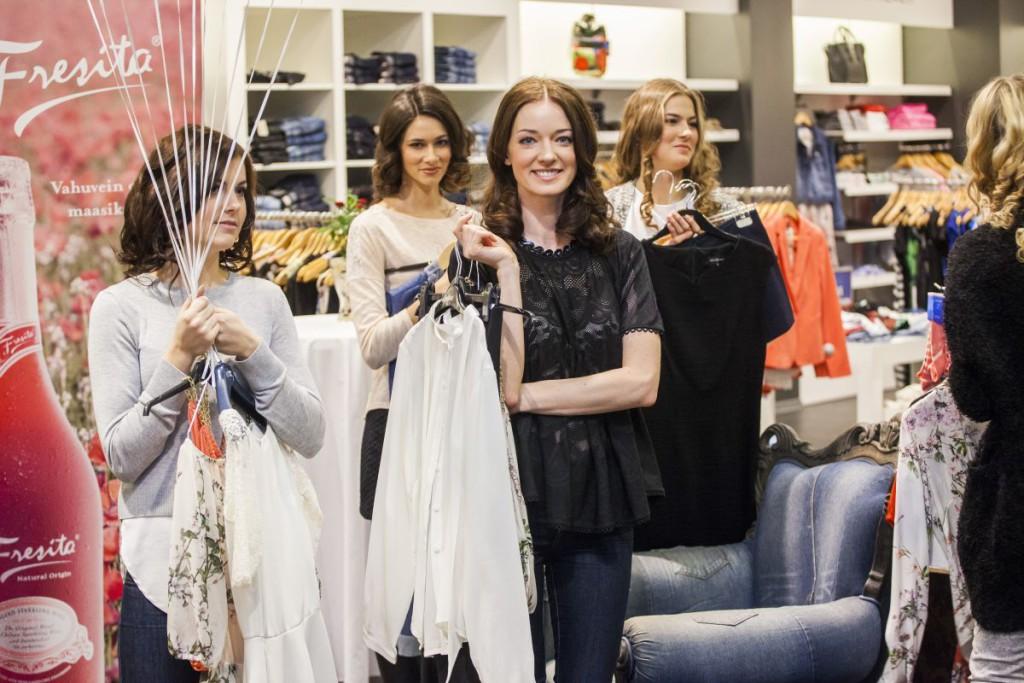 VAATA GALERIID! Uus Eesti rõivabränd Denim Dream esitles oma esimest kollektsiooni
