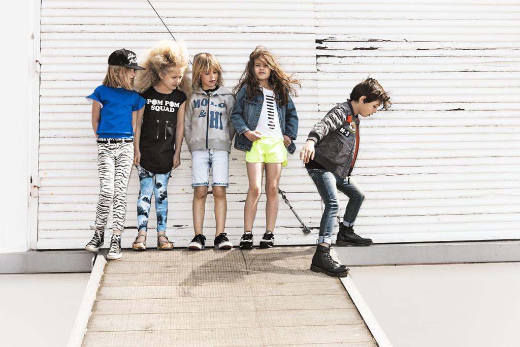 Lastemood on mõjutatud tänavakultuurist