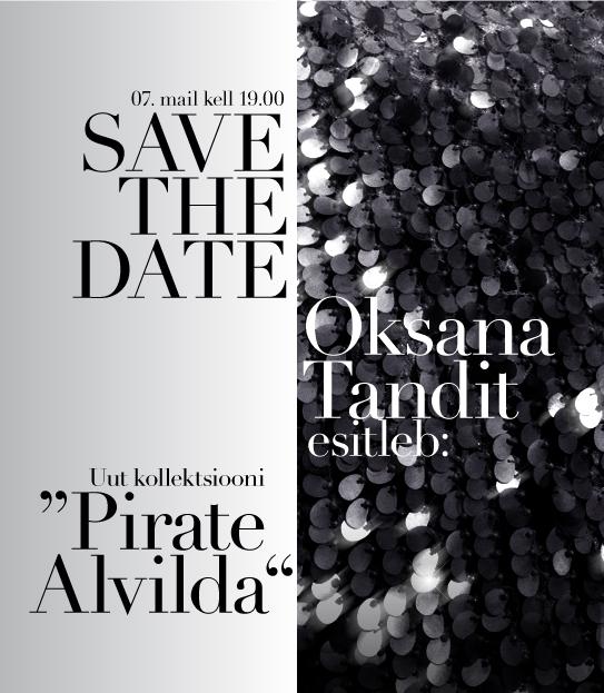 Oksana Tanditi kevadsuvises kollektsioonis on rikkalikult merehõngu ja sportlikku elegantsi