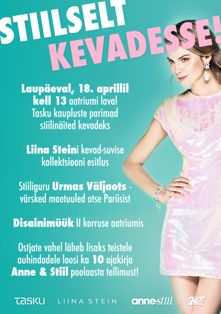 "Taskusse ""Fashion Meets Style'ile""!"