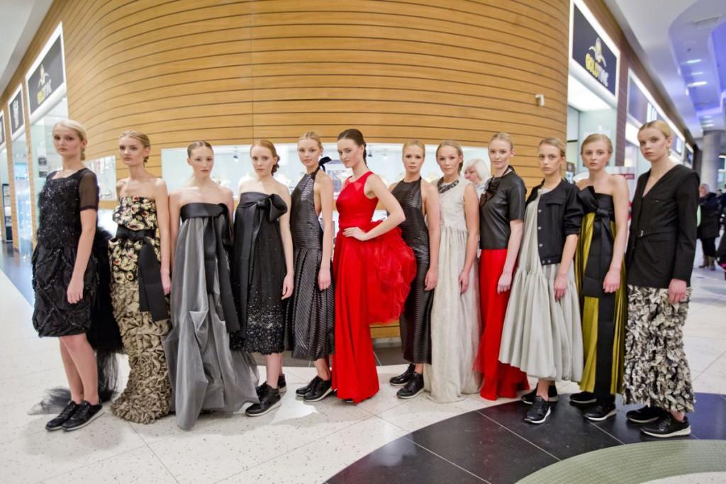 VAATA GALERIID! Lõuna-Eesti suurim moeüritus näitas glamuuri