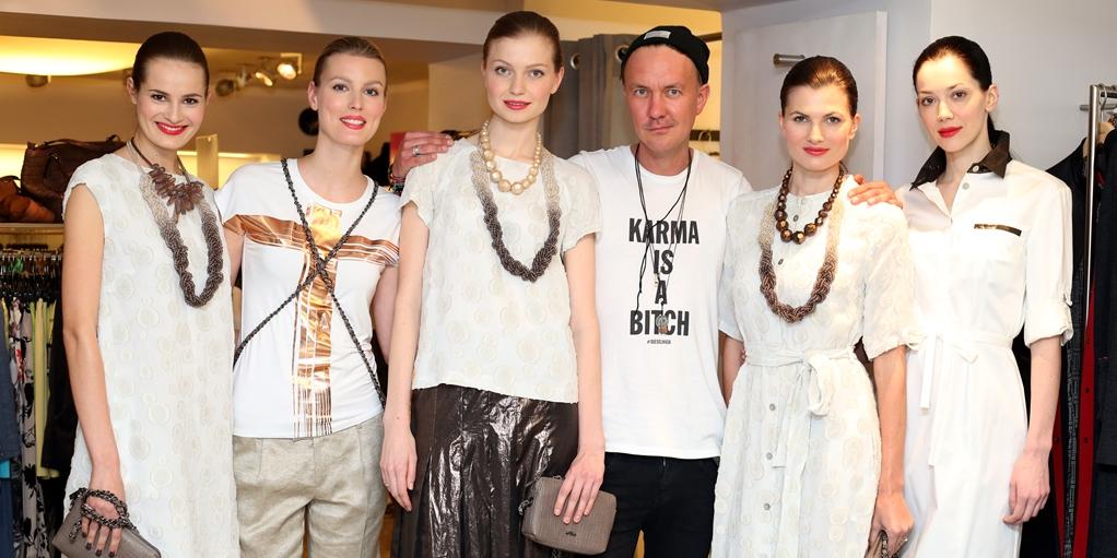 GALERII! Ivo Nikkolo esinduskaupluses esitleti erikollektsiooni INdividuality