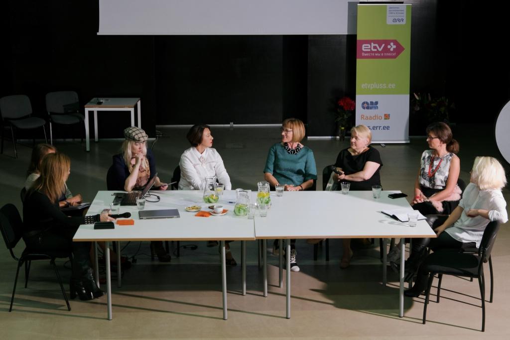 EESTI MOELOOJAD ÜHISE LAUA TAGA! Eesti moeloojad: moevaldkond Eestis vajab toimivat koostöövormi