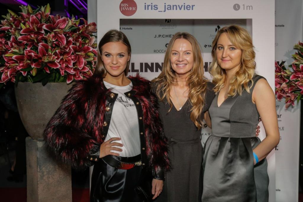 FOTOD! IRIS JANVIER esitles uut tugevaloomulist sügistalvist kollektsiooni