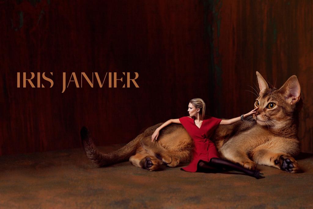 IRIS JANVIER uus kollektsioon on valmis!