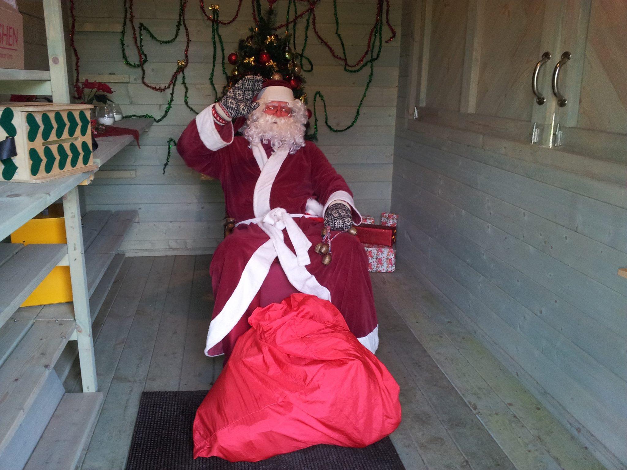 LASTELE PEALINNAS! Nädalavahetusel ootab lapsi Kristiines Jõuluvana ja tasuta ponisõit