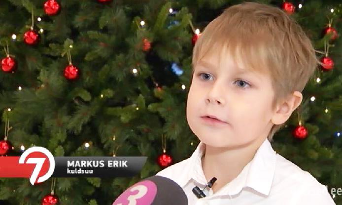 VAHVA TEGELANE! Kuldsuu Markus Erik: mind on ka poesabas märgatud, aga tähelepanu võiks veelgi rohkem olla